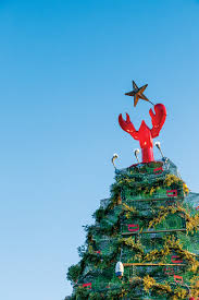 lobster trap christmas trees colossus of christmas down east