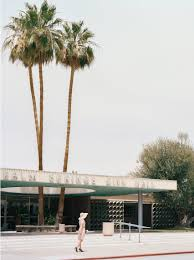 100 Palm Springs Architects Canopies Shade Outdoor Spaces At Albert Freys City Hall