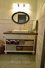 Shabby Chic Bathroom Vanity Unit by Diy Custom Craft Desk The Owner Builder Network Theo