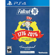 Fallout 76 Tricentennial Edition | PlayStation 4 | GameStop Fallout 76 Trictennial Edition Bhesdanet Key Europe This Week In Games Bethesda Ships 76s Canvas Bags Review Almost Hell West Virginia Pcworld Like New Disc Rare Stolen From Redbox Edition Youtubers Beware Targets Creators Posting And Heres For 50 Kotaku Australia Buy Fallout Closed Beta Access Pc Cd Key Compare Prices 4 Ps4 Walmart You Can Claim 500 Atoms If You Bought Game For 60 Fo76 Details About Xbox One Backlash Could Lead To Classaction Lawsuit