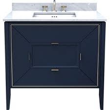 r054036f22 amora vanity base bathroom vanity navy at