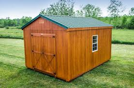 12x20 Shed Material List by The Original Prefab Storage Sheds Woodtex