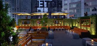 Empire Hotel New York City Restaurants & Dining