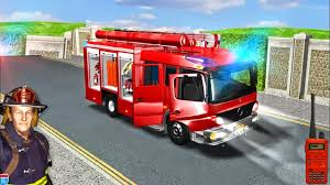 Fire Truck For Kids | Learn The Fire Truck | Fire Еngine A Fire ...