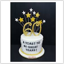Ella Celebration 80 Cake Topper For 80th Birthday Rhinestone Number Party Supplies Decoration Ideas Rose Gold