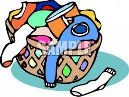 Basket Of Dirty Laundry Royalty Free Clipart Picture Clip Art Rh Com Empty Dishwasher