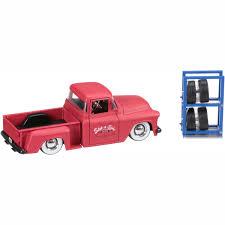 100 Just Trucks Jada 124 Scale Die Cast 1955 Chevy Stepside Truck