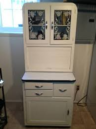 Roll Front Kitchen Cabinet