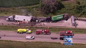 I-Team: Dissecting The Fatal I-80 Truck Pile-up | Abc7chicago.com Midsize Pickup Trucks Are The New Smaller Abc7com Eicher Abc Motors Used Cars Tampa Fl Trucks Autotrader Ford Lcf Wikipedia Female Monster Truck Drivers Cluding A Former Pageant Queen Commercial License Of And Anne Alexander Ninon Amazoncom Books Learning Street Vehicles For Children Learn Fire Engines 10cw 5 Truck Began To Fall Into Hole On Structure Flatbush Avenue In Plows Ppare Storm Trucks1g Fanisivu Home Facebook