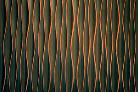 Textured Interior Panels From 3D Wall