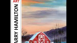 Oil Painting LIVE With Larry Hamilton-