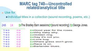 MARC Tags 7XX, 8XX, 9XX. How They're Used N MARC Tags 7XX U Added ... Barn Twitter Search The Bradley Sessions By George Jones Various Artists Rec The Bradley Showroom Design Indulgence Mark Knopfler Tidal Wikipedia Friends In High Places Keeneland Barn Notes October 24 2017 Lex18com Continuous White Lightning Youtube Hidden Vineyard Event Venue Berrien Springs Michigan United Sonny Curtis Knows Real Buddy Holly Story Michaelccorannet Amazing Grace Everetts Music Explore Gwinnett