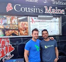 100 Cousins Maine Lobster Truck Menu A Chat With Shark Tanks Roaming Hunger