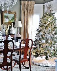 Dillards Christmas Tree Farm by Farmhouse Dining Room 12 Days Of Christmas Day 4 Thistlewood Farm