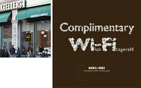 Barnes & Noble Outdoor Advert By Miami Ad School: Wi-Fi | Ads Of ... Forest Hills Barnes Noble Faces Final Chapter Crains New York Yale Bookstore A College Store The Shops At Why Is Getting Into Beauty Racked Nobles Restaurant Serves 26 Entrees Eater Amazon Is Opening Its First Bookstore Todayin Mall Where The Art Of Floating Kristin Bair Okeeffe Blog Ohio State University First Look Mplsstpaul Magazine Beats Expectations With 63 Percent Q4 Profit Rise Martin Roberts Design Empty Shelves Patrons Lament Demise Of Bay Terrace Careers