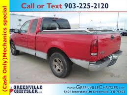 100 1999 Ford Truck F150 XLT 1FTRX17L3XKC14861 Greenville Chrysler
