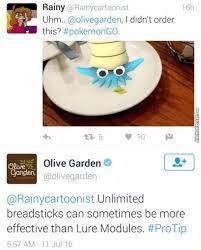 Olive Garden by hydrafang Meme Center