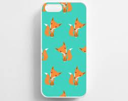 Fox iphone 5c case