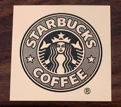 Custom Starbucks Logos
