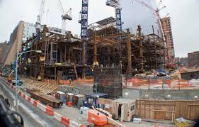 Culture Shed Hudson Yards by Site Photos Capture Construction Progress At Hudson Yards