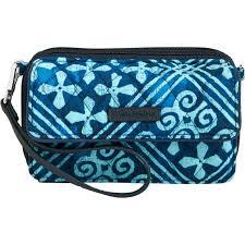 Vera Bradley Bedding Comforters by Vera Bradley Rfid All In One Crossbody Cuban Tiles Handbags