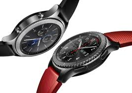 Samsung announces Gear S3 iOS patible smartwatches one with LTE