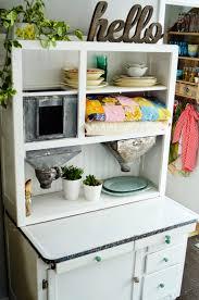 What Is A Hoosier Cabinet by Natalie Creates My Hoosier Cabinet Remodel