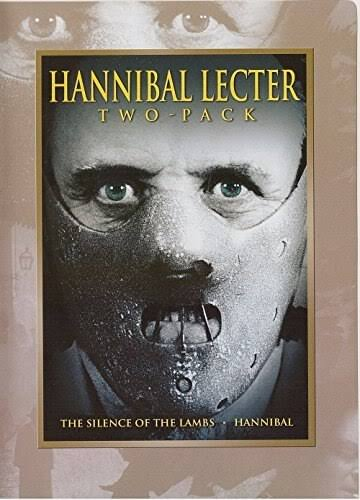 Hannibal Lecter: Two Pack Hannibal/The Silence Of The Lambs - DVD