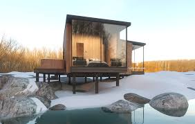 104 Antarctica House X Loftypod Modular Homes