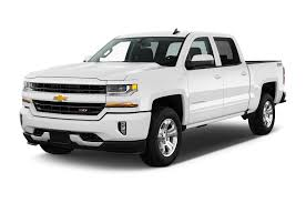 2018 Chevrolet Silverado 1500 Reviews And Rating | Motor Trend