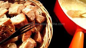 cuisiner les bolets fondue aux bolets recette par l eau à la bouche