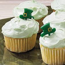 These Are Cupcakes Perfect For Saint Patricks Day