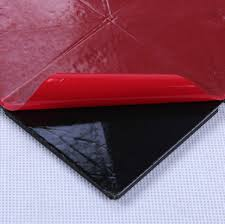 Red Vinyl Tile Flooring Gallery