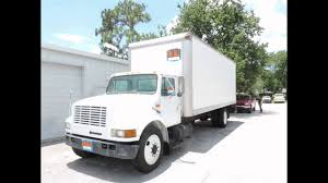 100 International Box Truck For Sale 1995 For Sale YouTube