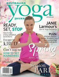 Yoga Journal International Editions