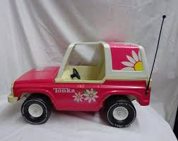 RARE Vintage Barbie TONKA JEEP TRUCK Pink W/ Daisies Steel | #1814600995 Tonka Toys Museum Home Facebook Vintage 1970s Tonka Barbie Pink Jeep Bronco Truck Metal Plastic Kustom Trucks Make Best Image Of Vrimageco Pressed Steel Pickup 499 Pclick Ukmumstv On Twitter Happy Winitwednesday Rtflw For Your Chance Jeep Wrangler Rcues Pink Camper Van With Tow Hook Youtube Vintage 1960s Toy Surrey Elvis Awesome Pickup Camper And 50 Similar Items 41 Listings Beach Car