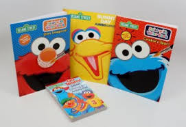 Sesame Street Fun Bundle