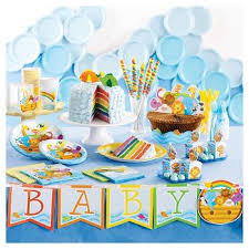 Noah s Ark Baby Shower Party Supplies Collection