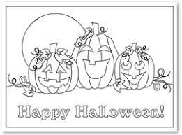 Free Printable Halloween Coloring Pages Suitable For Toddlers And Preschool Kindergarten Kids To Print Color