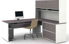 Mainstays L Shaped Desk With Hutch by Contemporary Illustration Of Clearheaded Under Desk Sliding