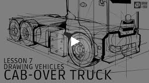 100 How To Draw A Truck Step By Step Aboxcom Part Two Constructional Ing Lesson 7 Pplying