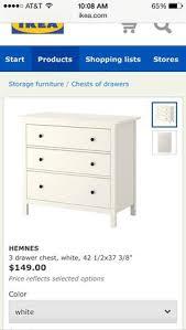 Ikea Hemnes Dresser 3 Drawer White by Ikea Hemnes Dresser Page 3 Babycenter
