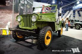 2016 SEMA : Crown Willys CJ2A Willys Jeep Parts Fishing What I Started 55 Truck Rare Aussie1966 4x4 Pickup Vintage Vehicles 194171 1951 Fire Truck Blitz Wagon Sold Ewillys 226 Flat Head 6 Cyl Nos Clutch Disk 9 1940 440 Restored By America For Sale Willysjeep473 Gallery 1941 The Hamb Jamies 1960 Build Willysoverland Motors Inc Toledo Ohio Utility 14 Ton 4