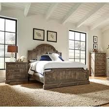 Progressive Furniture Meadow 3 Piece Panel Bedroom Set in