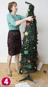 Slim Pre Lit Christmas Tree Argos by Christmas Trees Put Away That Vacuum It U0027s The Year Of The Pop Up