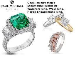 Geek Jewelry by Paul Michael Design