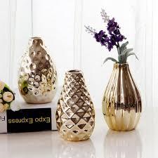 dekovase blumenvase keramischer blumentopf vase deko für wohnzimmer hochzeit
