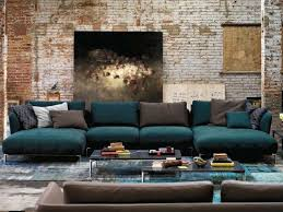 The Perfect Modern Rustic Living Room Area