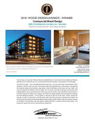 100 Cei Architecture Wood WORKS BC On Twitter And The Winner Is Commercial