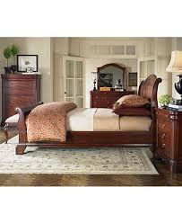 Macys Bedroom Sets by Bordeaux Louis Philippe Style Bedroom Furniture Collection